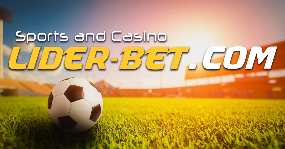 lider bet com sports and casino games